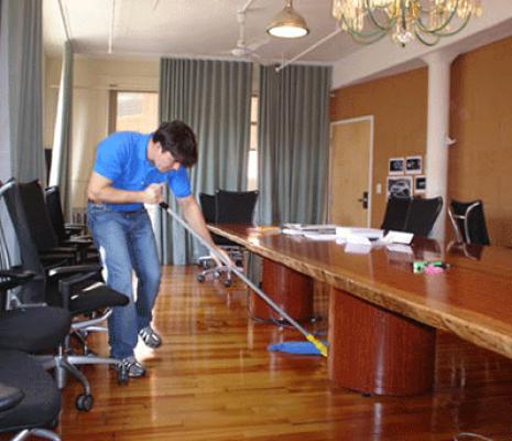 Services de nettoyage de bureau