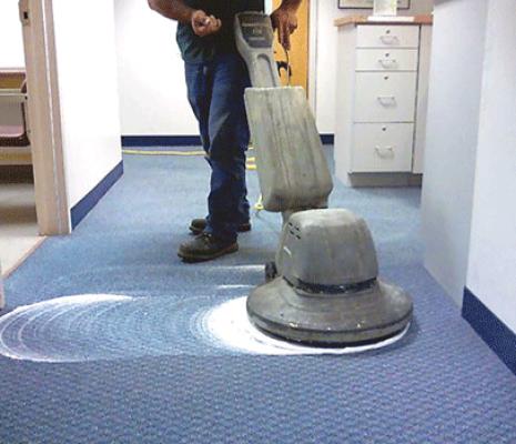 Services de nettoyage de tapis