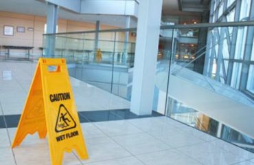 small janitorial cleaning service