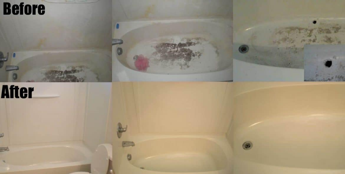 Dust and Spots Cleaning Services