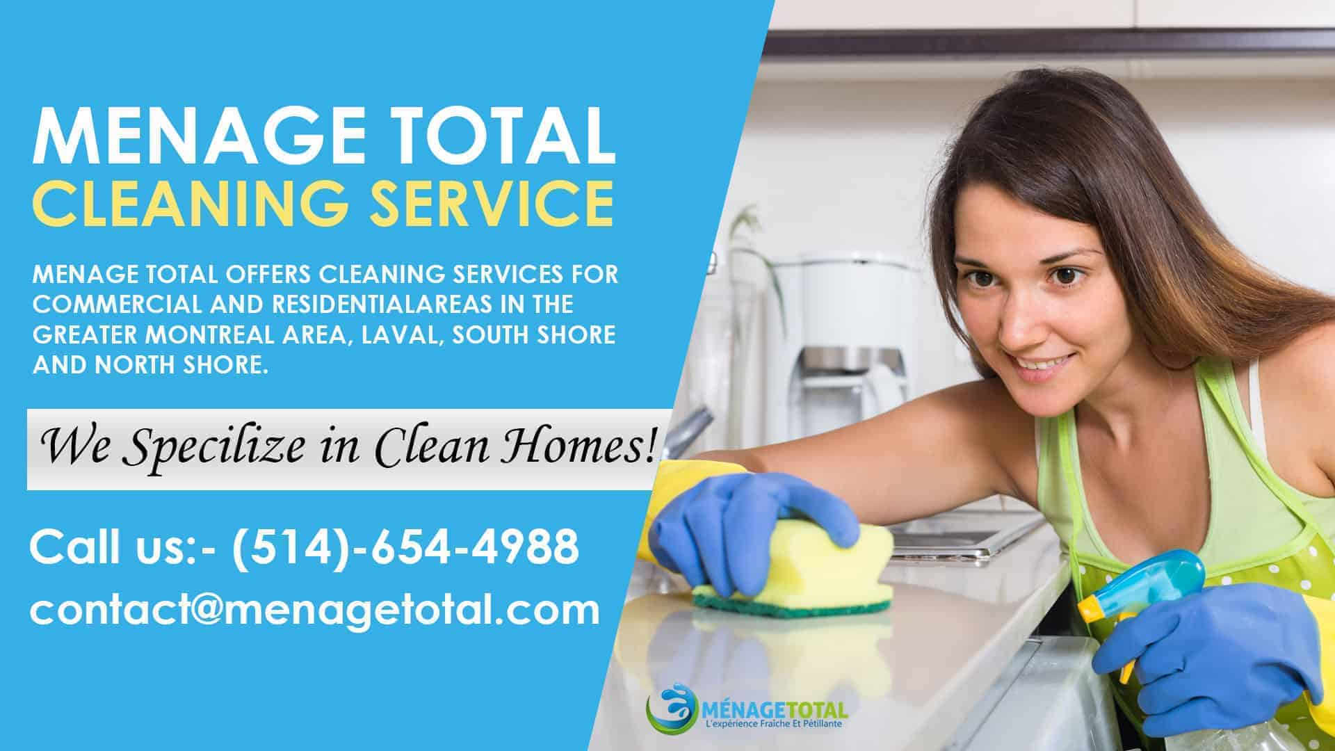 Experienced Cleaning Service