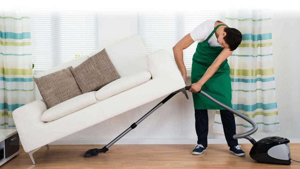 Home Deep Cleaning Services Montreal
