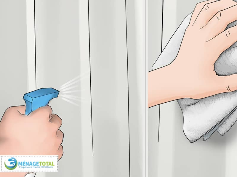 Mildew Cleaning