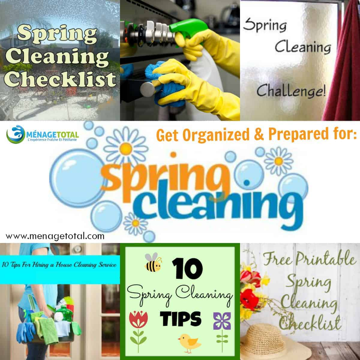 Outdoor Spring Cleaning Tips