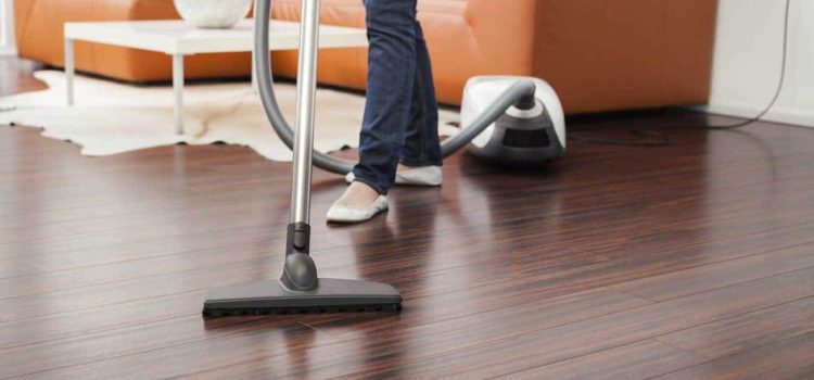Hardwood Cleaning Service
