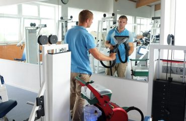 Gym and Fitness Cleaning Services Montreal