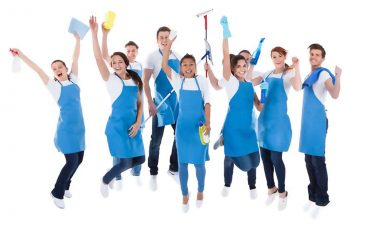 Leading cleaning company
