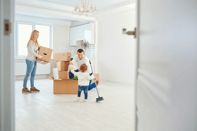 Move in Cleaning Services Laval