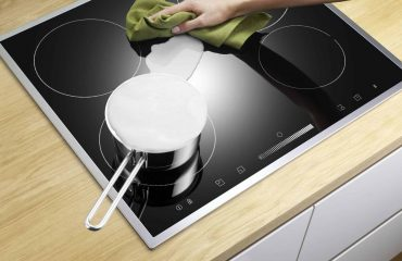 Stove tops Glass Cleaning Tips