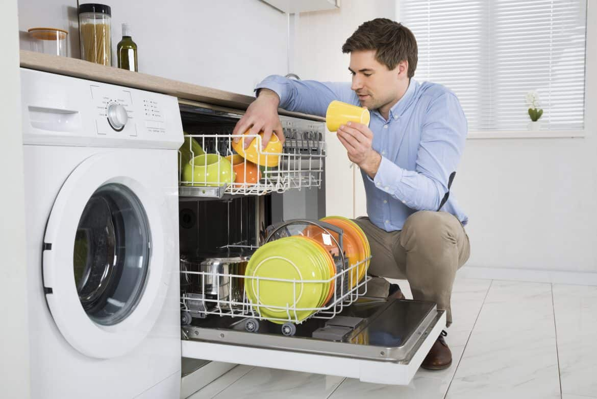 Dishwasher Deep Cleaning Tips Montreal