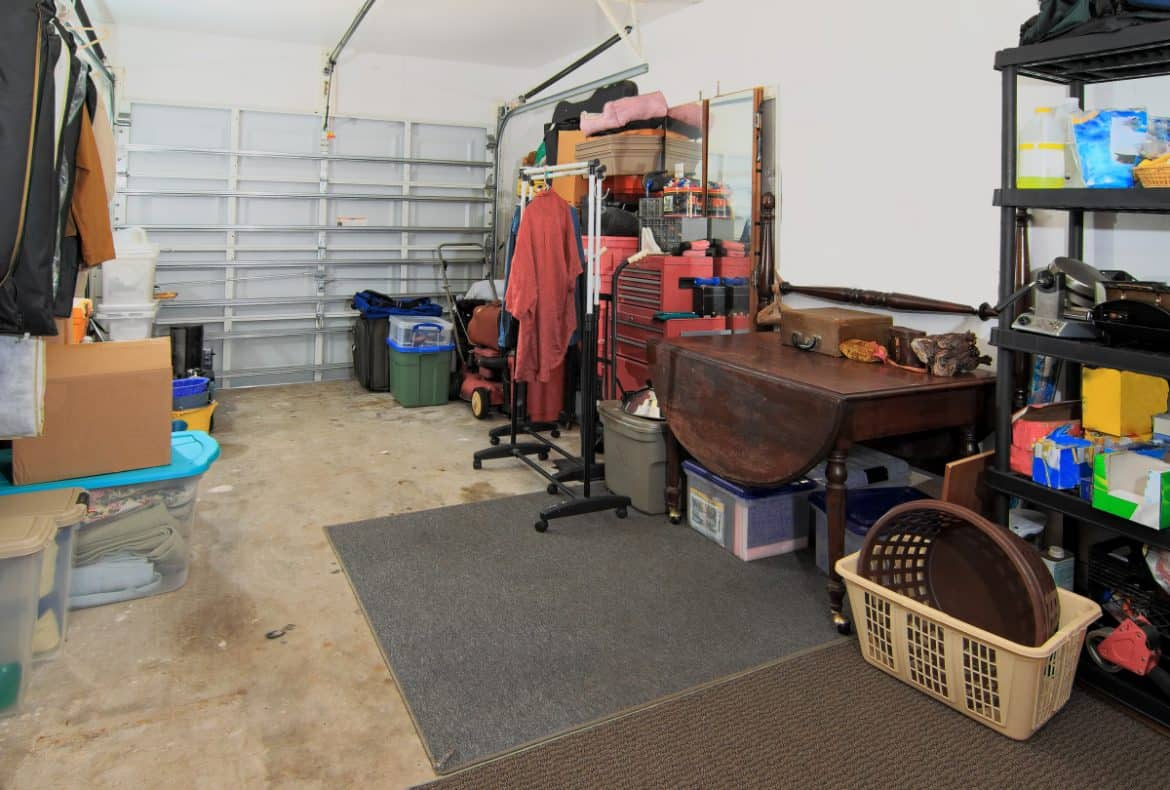 Storeroom Clutter Removing Tips Montreal