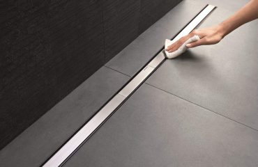 Bathroom Floor Tiles Cleaning