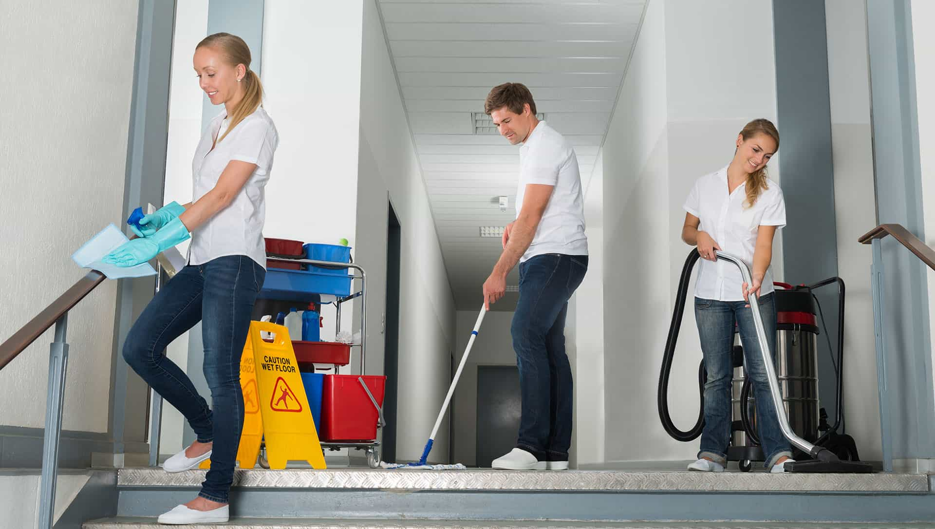 Janitorial Company Laval