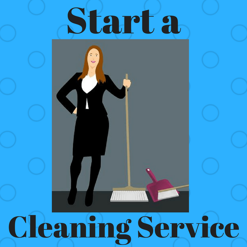 Starting a Cleaning Service