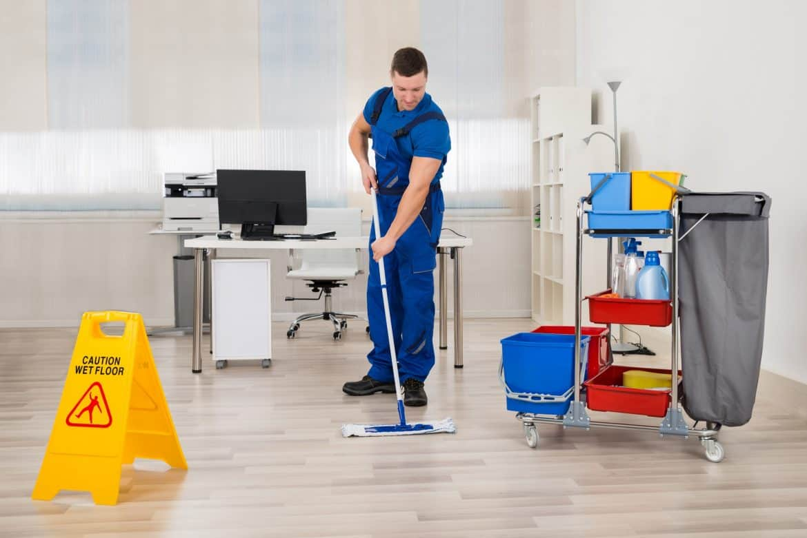 How to Choose a Commercial Cleaning Company