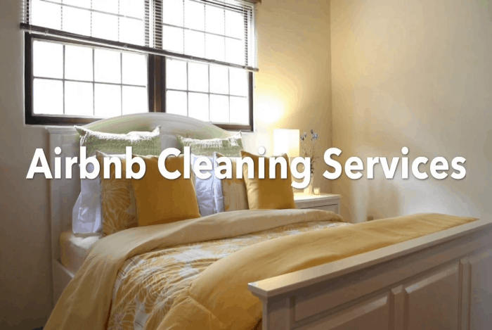Professional Airbnb Cleaning