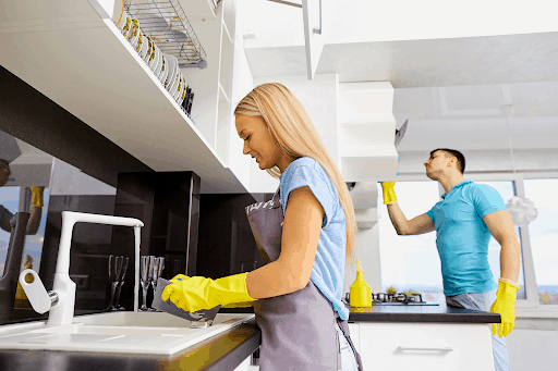 Why Professional Cleaning Different