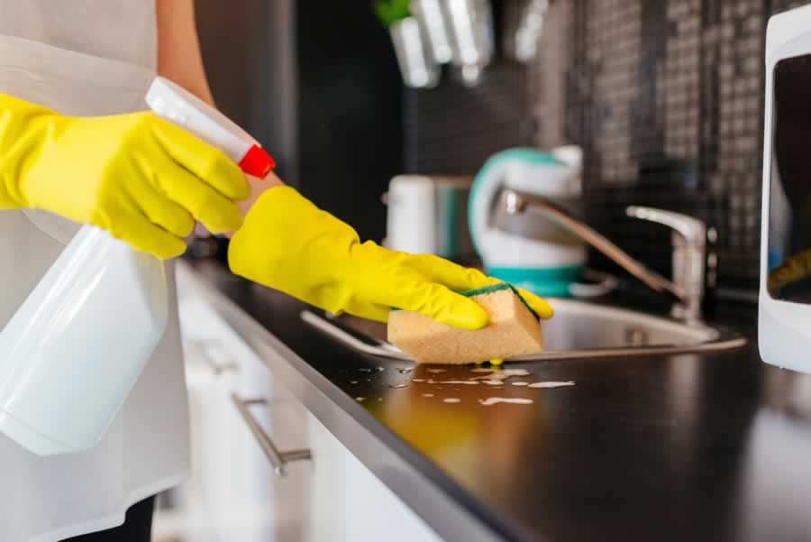 Kitchen Cleaning Services montreal and Laval