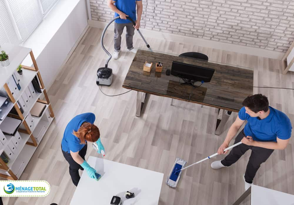 apartment cleaning solutions