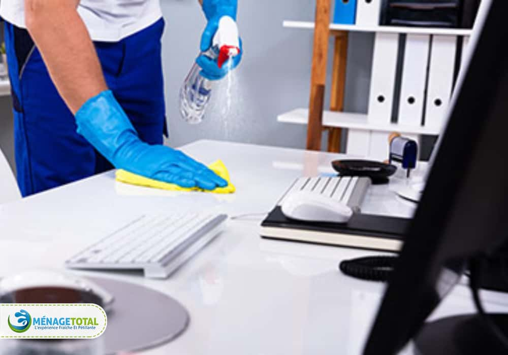 15 office cleaning tips and tricks