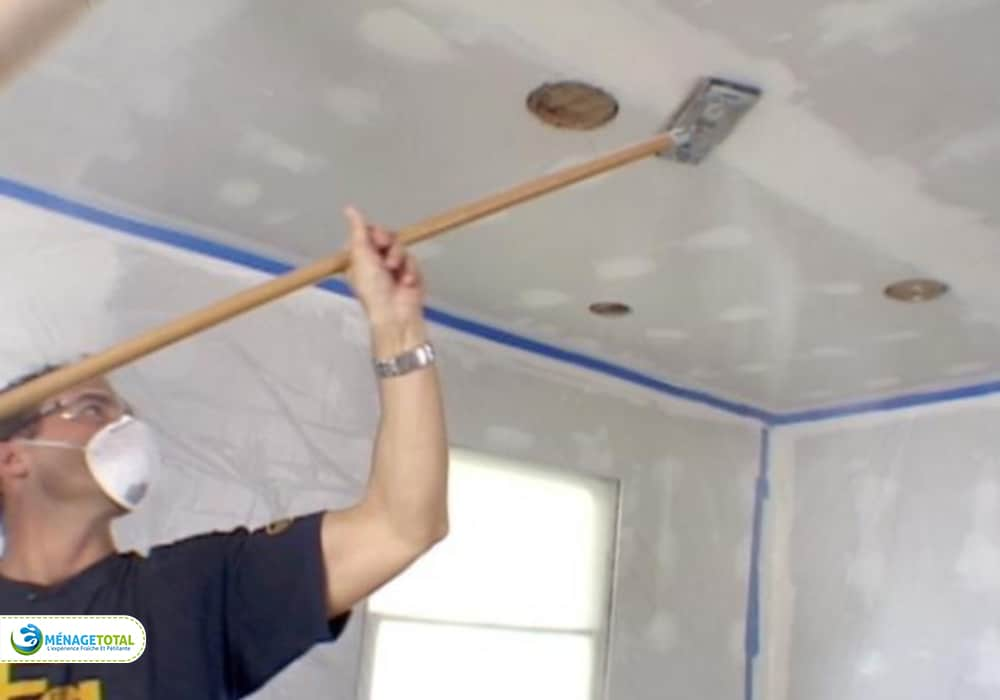 Clean the Ceiling