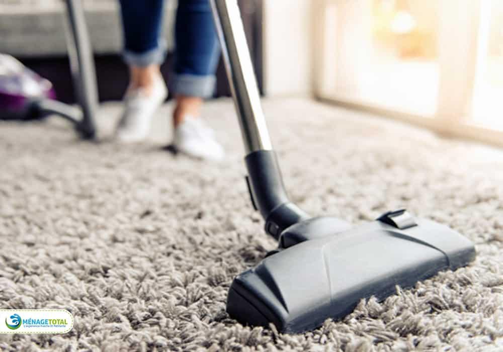 Vacuum the Carpets
