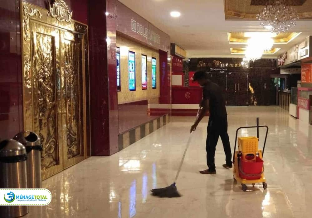 A proper plan for Shopping Malls Cleaning Services