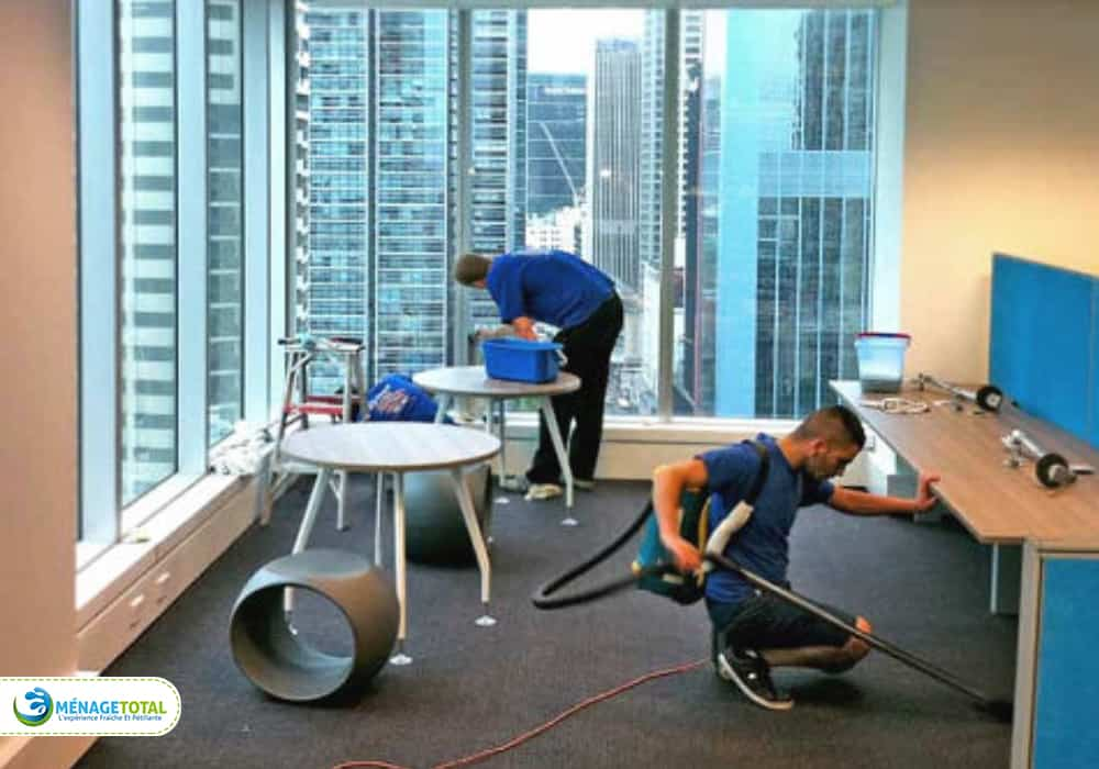 Commercial Cleaning Services Make your team more efficient.
