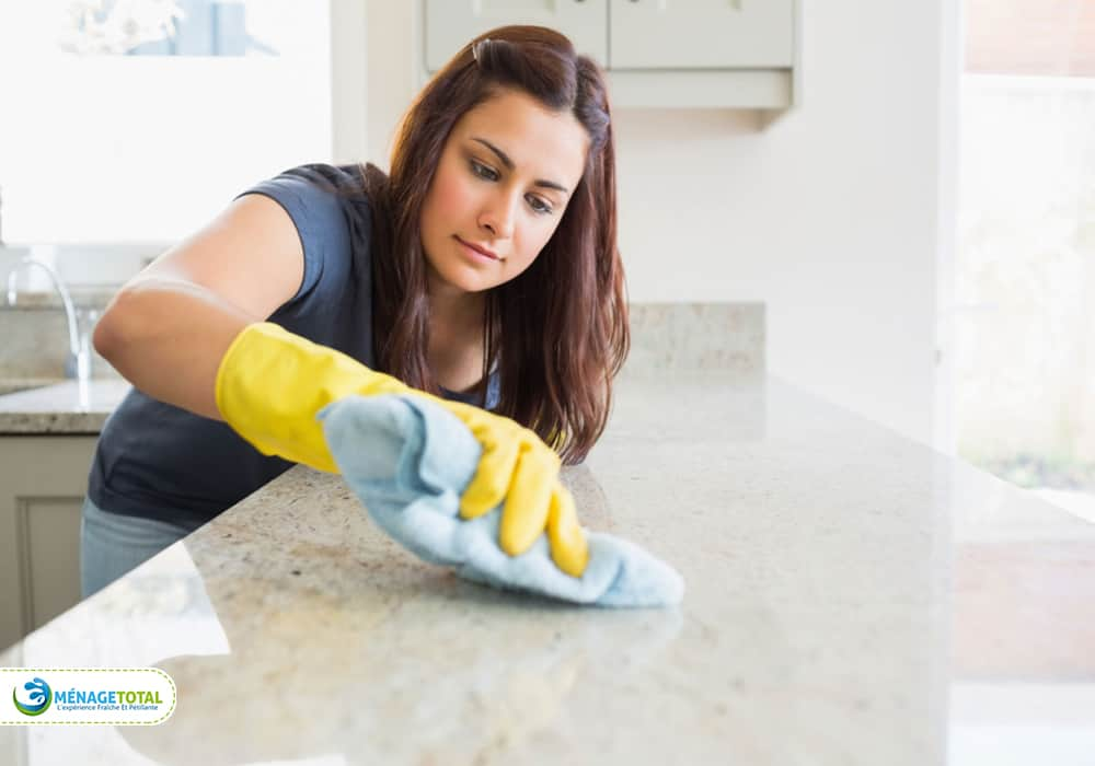 Deep Home Cleaning for Kitchen