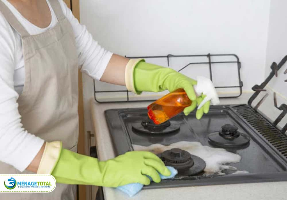 Deep Kitchen Cleaning is Essential for Healthy Environment