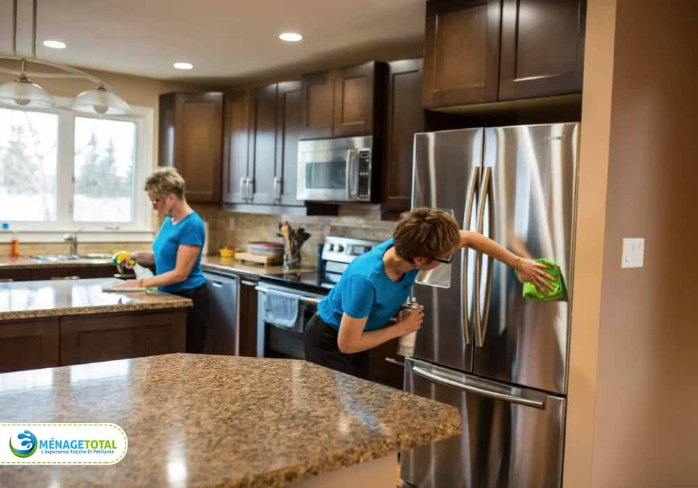 Deep Residential Cleaning Services in Montreal