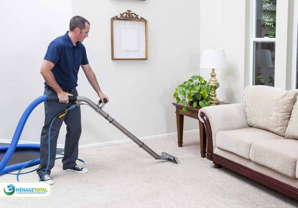 Experience the quality Residential Carpet Cleaning