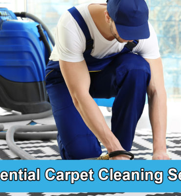 Residential Carpet Cleaning Service