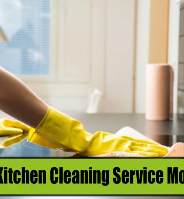 deep kitchen Cleaning services montreal