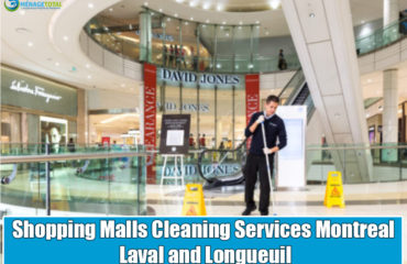 Shopping Malls Cleaning Services