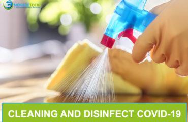 Disinfect COVID 19